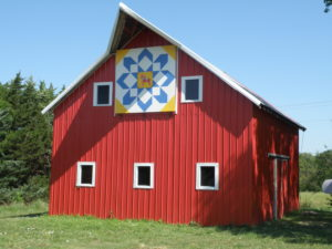 Republic County Barn Quilt
